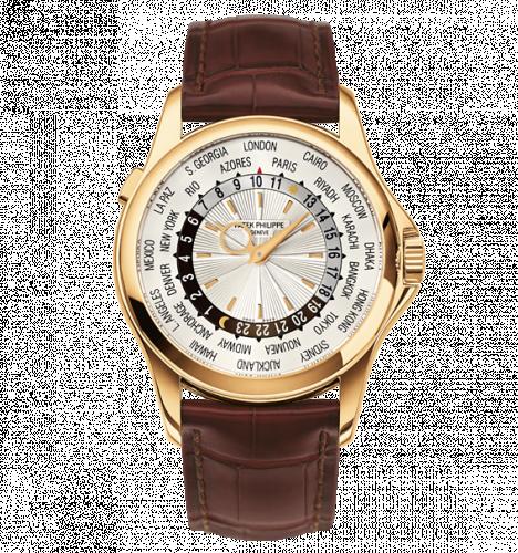 Patek Philippe 5130J-001 : World Time 5130
