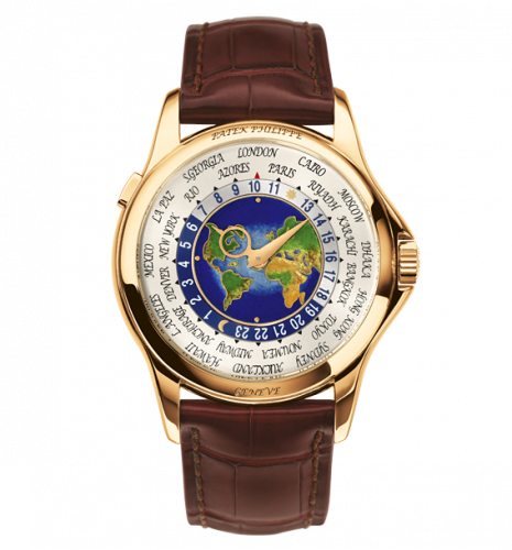 5131J-014 : Patek Philippe World Time 5131J