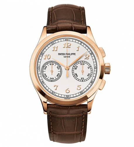 5170R-001 : Patek Philippe Chronograph 5170 Rose Gold / Silver