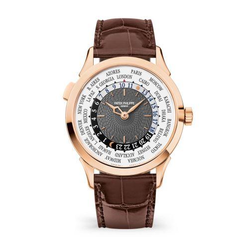 Patek Philippe 5230R-012 : World Time 5230R Rose Gold / Grey / Beijing