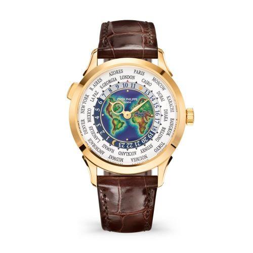 5231J-001 : Patek Philippe World Time 5231J