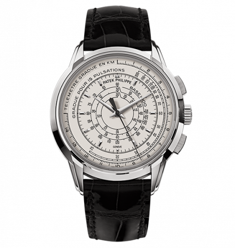 5975G-001 : Patek Philippe Multi-Scale Chronograph 5975