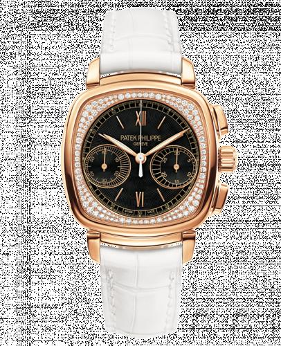 Patek Philippe 7071R-010 : Chronograph 7071 Rose Gold Black