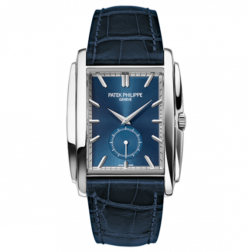 5124G-011 : Patek Philippe Gondolo 5124 White Gold / Blue