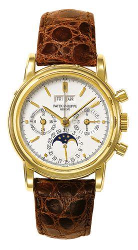 3970EJ-001 : Patek Philippe Perpetual Calendar Chronograph 3970EJ
