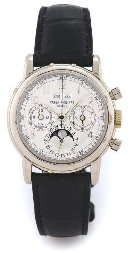 3970G_Arabic : Patek Philippe Perpetual Calendar Chronograph 3970G Arabic