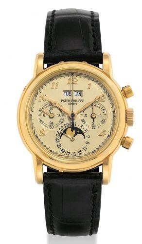 Patek Philippe 3970J_Breguet : Perpetual Calendar Chronograph 3970