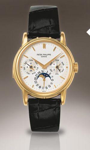 3974J-001 : Patek Philippe Minute Repeater Perpetual Calendar 3974 Yellow Gold