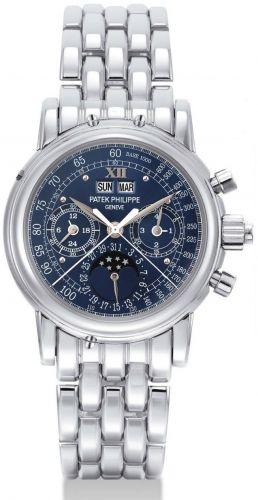 5004P_Roman : Patek Philippe Perpetual Calendar Split Seconds Chronograph 5004