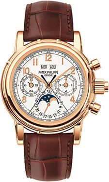Patek Philippe 5004R-014 : Perpetual Calendar Split Seconds Chronograph 5004