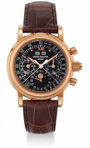 Patek Philippe Grand Complications 5004R_Black