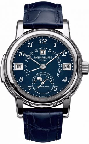 5016A-010 : Patek Philippe Tourbillon Minute Repeater Perpetual Calendar 5016 Only Watch 2015