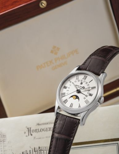 Patek Philippe Grand Complications 5050G-001