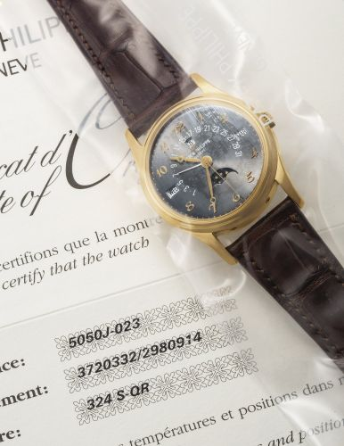 Patek Philippe Grand Complications 5050J-023