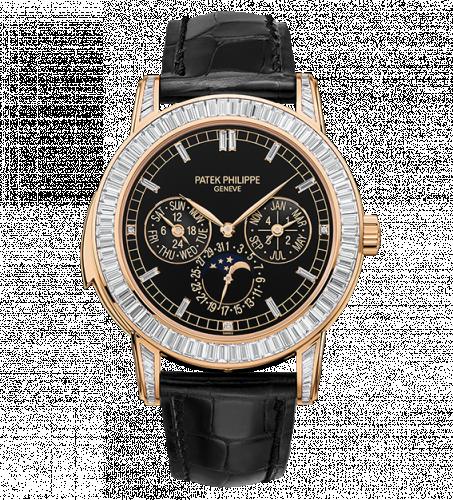 Patek Philippe 5073R-001 : Minute Repeater Perpetual Calendar 5073R