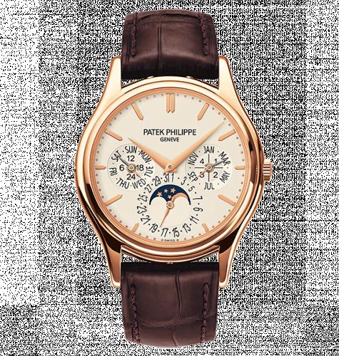 Patek Philippe 5140R-011 : Perpetual Calendar 5140 Rose Gold