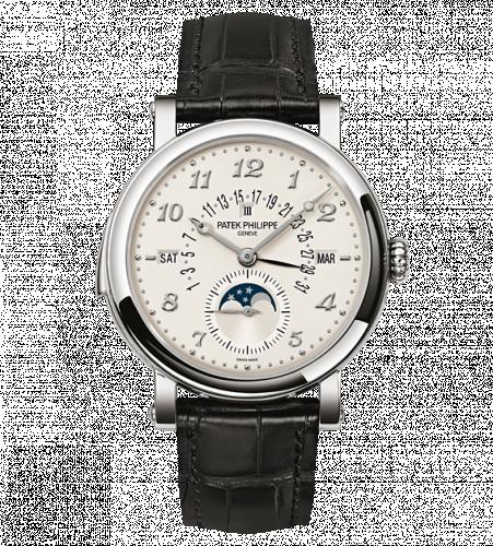 Patek Philippe 5213G-001 : Minute Repeater Perpetual Calendar 5213