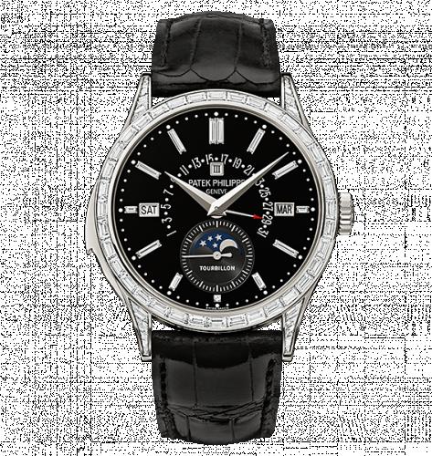 5217P-001 : Patek Philippe Tourbillon Minute Repeater Perpetual Calendar 5217