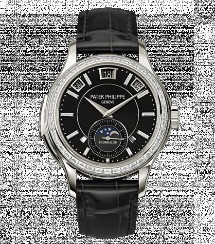 Patek Philippe 5307P-001 : Tourbillon Minute Repeater Perpetual Calendar 5307
