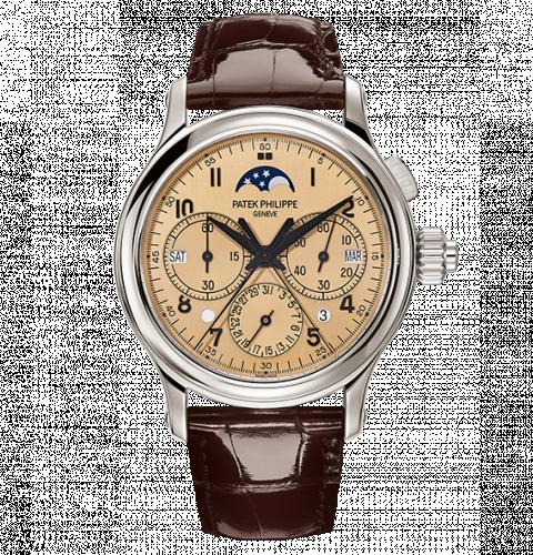 Patek Philippe 5372P-010 : Perpetual Calendar Split-Seconds Chronograph 5372 Platinum / Rose Gold