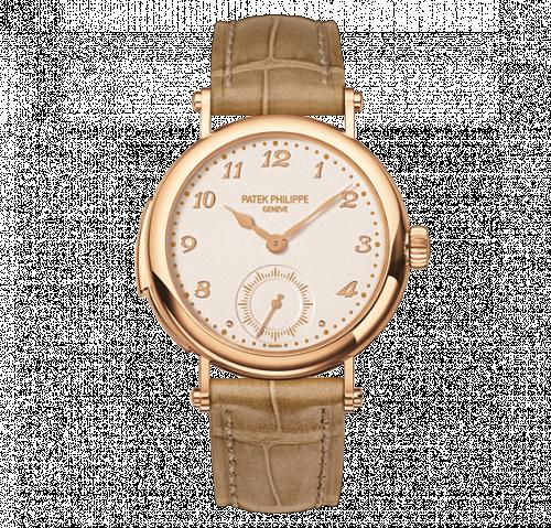 7000R-001 : Patek Philippe Minute Repeater 7000 Rose Gold / Cream