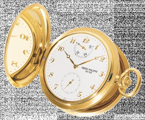 Patek Philippe Pocket Watches 983J-001