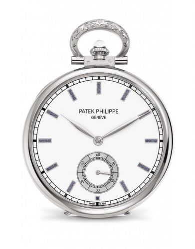 Patek Philippe Pocket Watches 995/109G