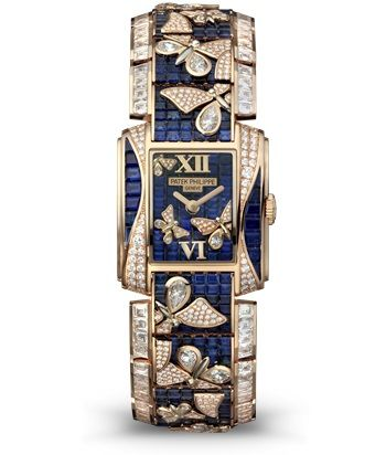 Patek Philippe 4909/102R : Twenty~4 4909/102 Rose Gold / Sapphire