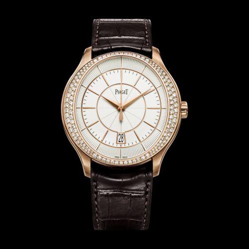 Piaget G0A39114 : Gouverneur Pink Gold Diamond