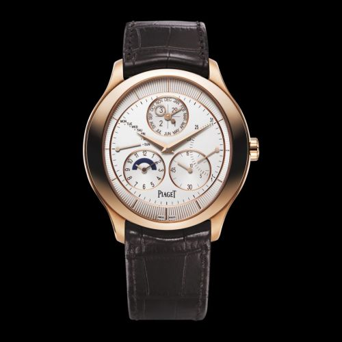 Piaget G0A40018 : Gouverneur Perpetual Calendar Pink Gold