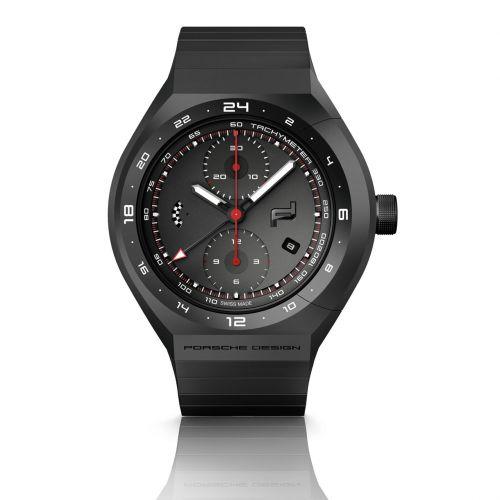 Porsche Design 4046901818685 : Monobloc Actuator 24H - Chronotimer All Black