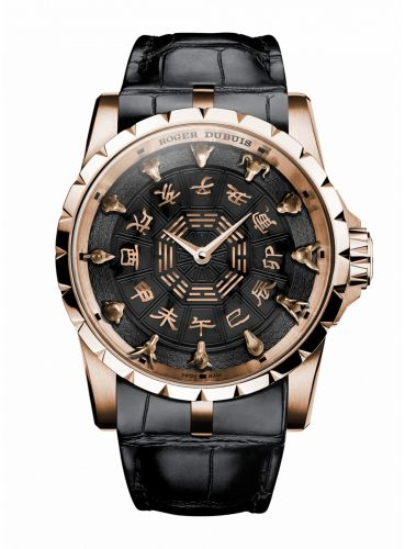 Roger Dubuis RDDBEX0844 : Excalibur Knights of the Round Table Chinese Zodiac 24h