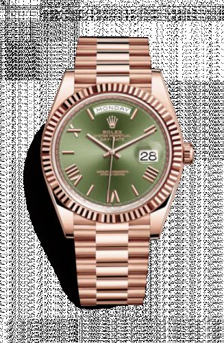 Rolex Day-Date 40 228235-0025
