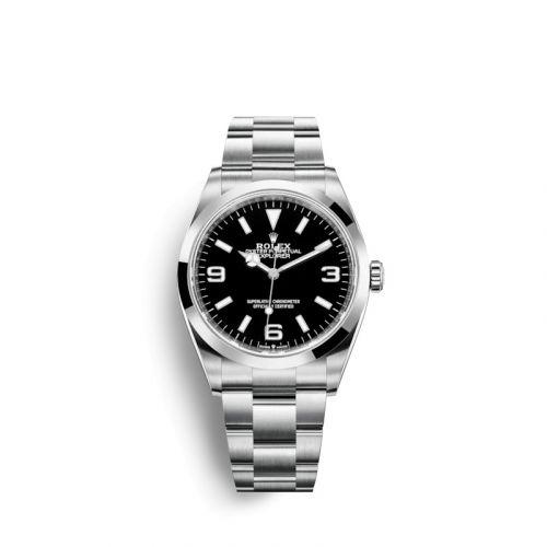 Rolex 124270-0001 : Explorer 36 Stainless Steel