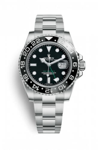 116710LN-0001 : Rolex GMT-Master II Stainless Steel / LN