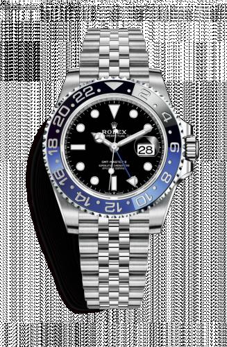 Rolex 126710BLNR-0002 : GMT-Master II Stainless Steel / BLNR / Jubilee