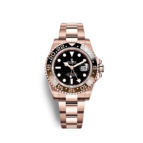Rolex 126715CHNR-0001 : GMT-Master II  Everose / CHNR / Oyster