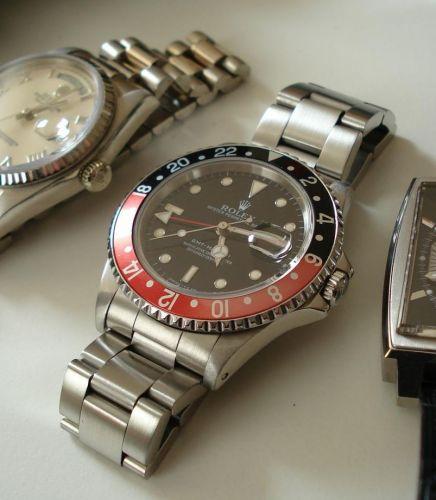 17616 : Rolex GMT-Master 16700