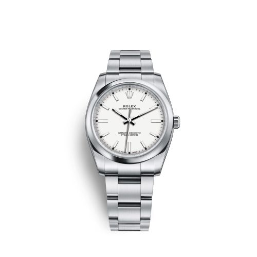 Rolex 114200-0024 : Oyster Perpetual 34 White