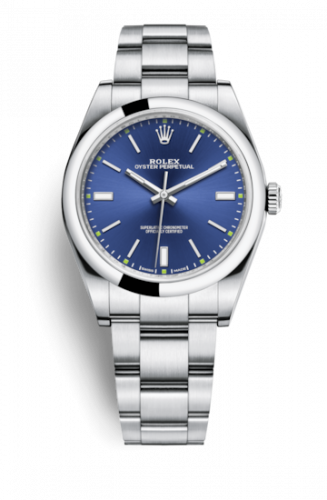 Rolex 114300-0003 : Oyster Perpetual 39 Blue