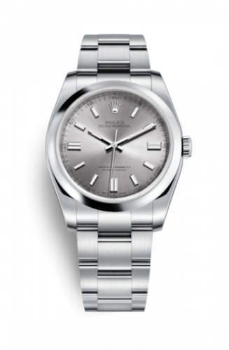 116000-0009 : Rolex Oyster Perpetual 36 Steel