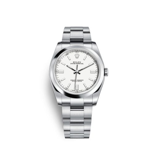 Rolex 116000-0012 : Oyster Perpetual 36 White