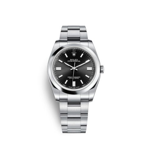 116000-0013 : Rolex Oyster Perpetual 36 Black