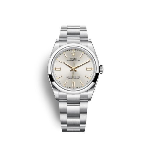 126000-0001 : Rolex Oyster Perpetual 36 Stainless Steel / Silver