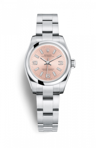 Rolex 176200-0004 : Oyster Perpetual 26 Pink Explorer