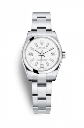 Rolex 176200-0011 : Oyster Perpetual 26 White Explorer