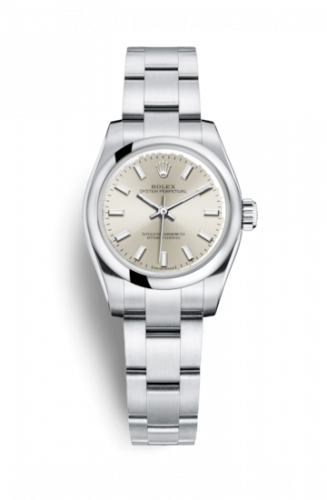 Rolex 176200-0015 : Oyster Perpetual 26 Silver