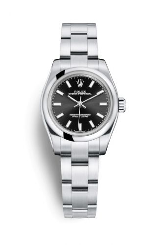 Rolex 176200-0017 : Oyster Perpetual 26 Black