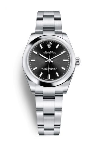 Rolex 177200-0019 : Oyster Perpetual 31 Black