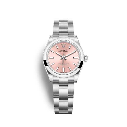 Rolex 277200-0004 : Oyster Perpetual 31 Stainless Steel / Pink